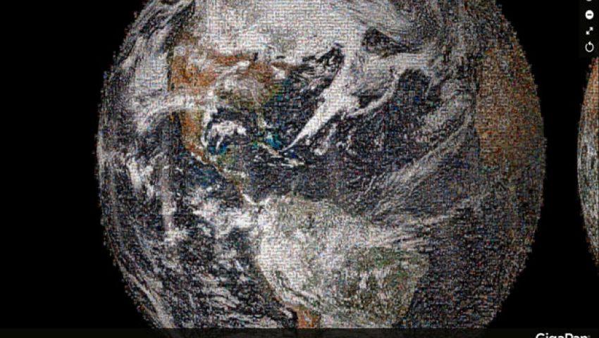 ناسا تنشر أول صورة سيلفي لكوكب الأرض