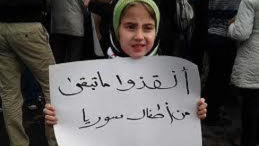 الأمم المتحدة: أكثر من مليون طفل سوري لاجئ