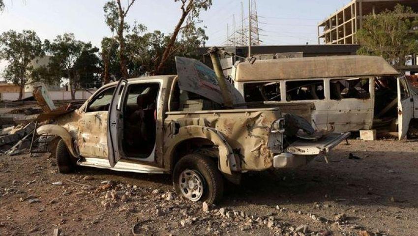 ليبيا.. 17 جريحا في تجدد الاشتباكات بالجبل الغربى