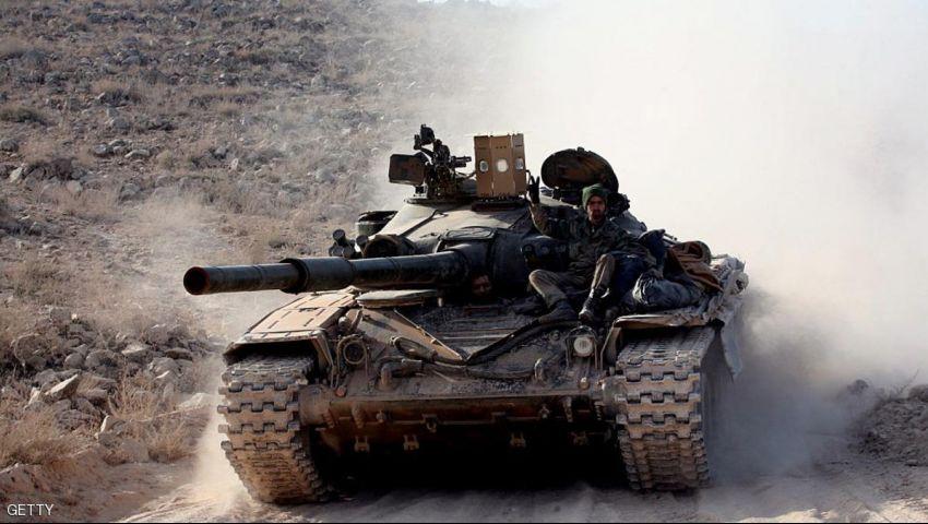 موسكو: دمشق تخطط لهجوم على معاقل داعش بغطاء روسي