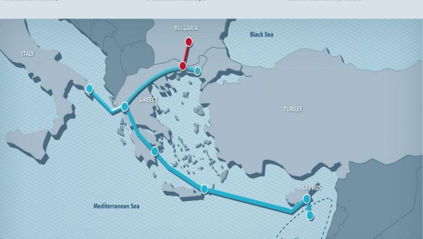بإنشائها خط أنانبيب يمتد لأوروبا.. هل تخطط «إسرائيل» لخطف حلم الطاقة المصري؟
