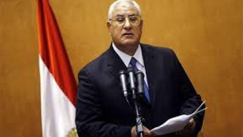 منصور يبحث العلاقات مع نائب رئيس وزراء البحرين