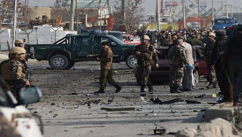 مصرع ثلاثة أشخاص بهجوم انتحاري في كابول