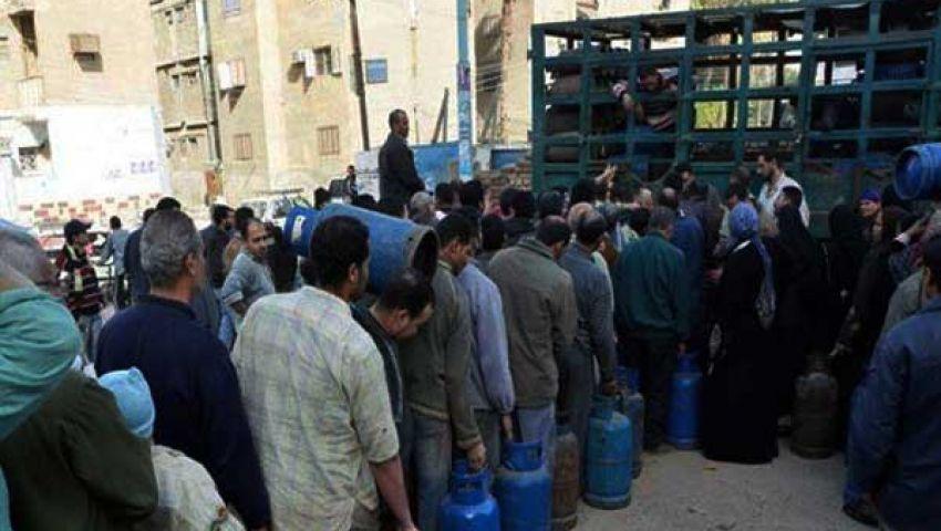 السعودية ترسل شحنة بوتاجاز مجانية لمصر