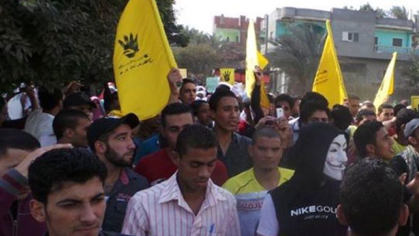 طلاب الدستور يطالبون بإقالة العبد