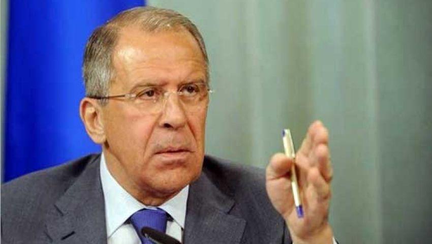 وزير خارجية ودفاع روسيا يصلان للقاهرة