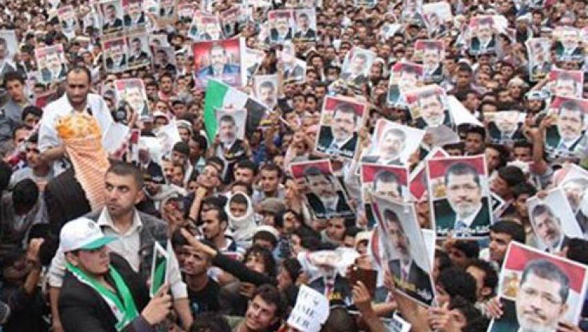 مسيرة حاشدة في اليمن تنديدا بـمجازر مصر
