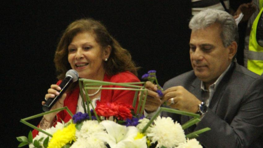 بالصور| فوزر تربية نوعية القاهرة بالمركز الأول فى مسابقة معًا نستطيع تمكين المرأة