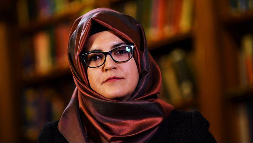 «ترددت كثيرًا قبل كتابتها».. تغريدة جديدة لخطيبة خاشقجي بشأن السعودية