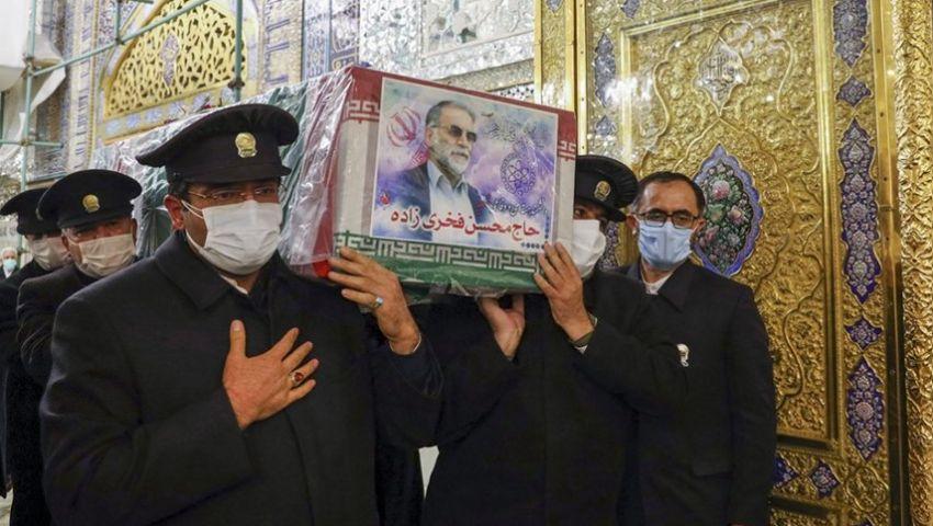 إيران تحدّد المتورطين في اغتيال فخري زادة.. وتتوعد بالرد
