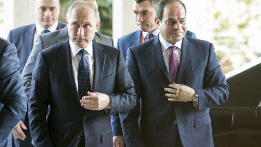 تعقد فى سوتشى.. هل تحل قمة «روسيا– إفريقيا» أزمة سد النهضة الإثيوبي؟