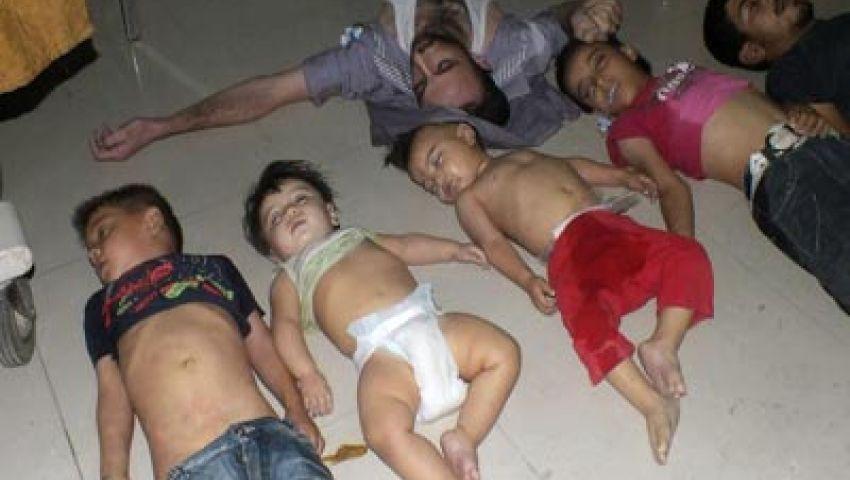 الأسد مسؤول عن هجوم كيماوي ضخم