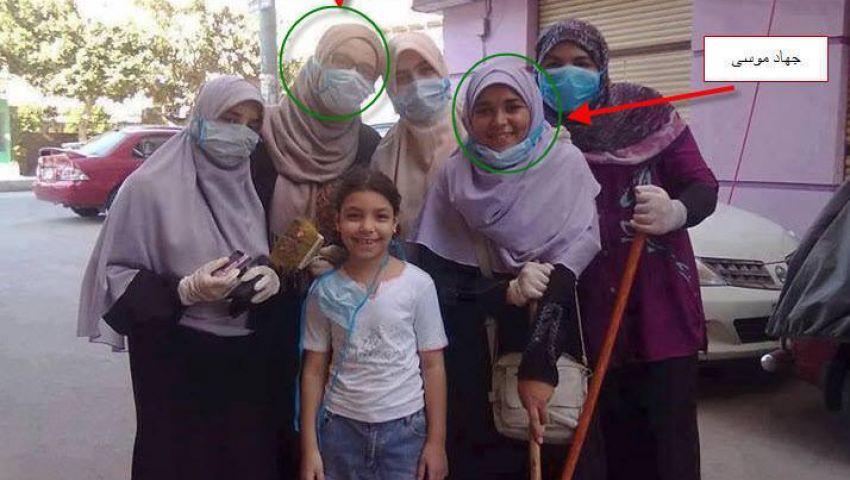 نساء ضد الانقلاب تحمل السيسي مسؤولية مجزرة المنصورة