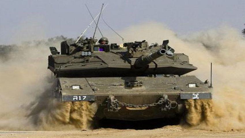 إسرائيل تبدأ مناورات عسكرية تستمر لأسبوع