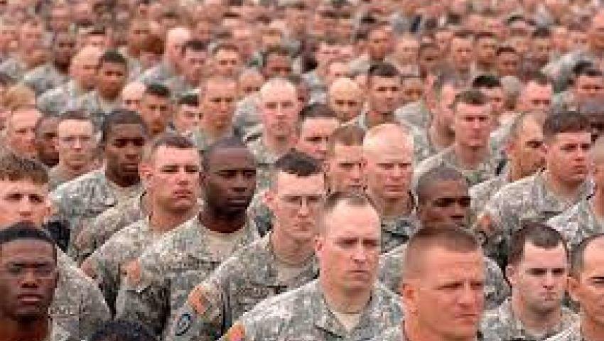 فيديو.. أمريكا ترسل  600 جندي إضافي إلى العراق