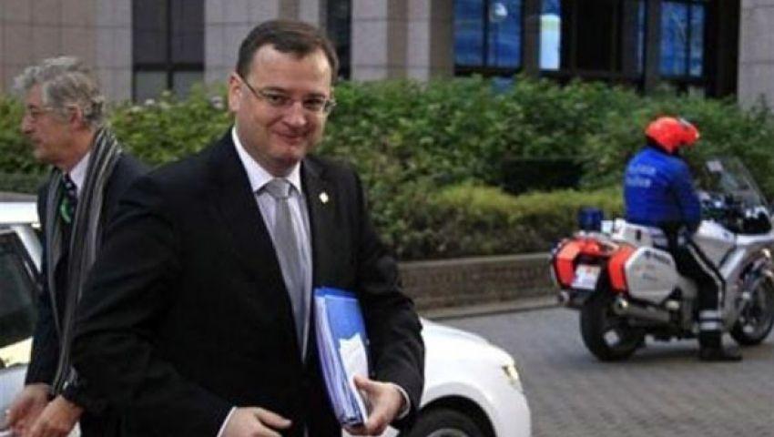 رئيس الوزراء التشيكي يعلن استقالته رسميًا