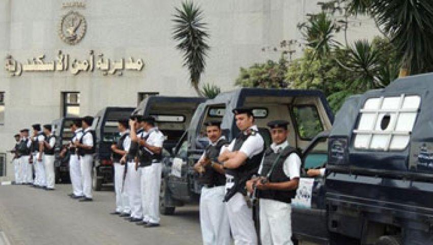 وفاة سجين داخل قسم شرطة الرمل شرق الإسكندرية