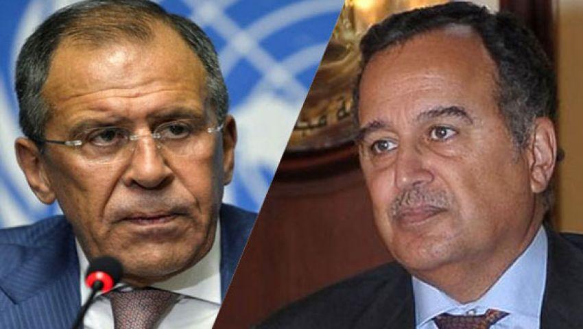 لافروف: مصلحتنا أن تبقى مصر مستقرة