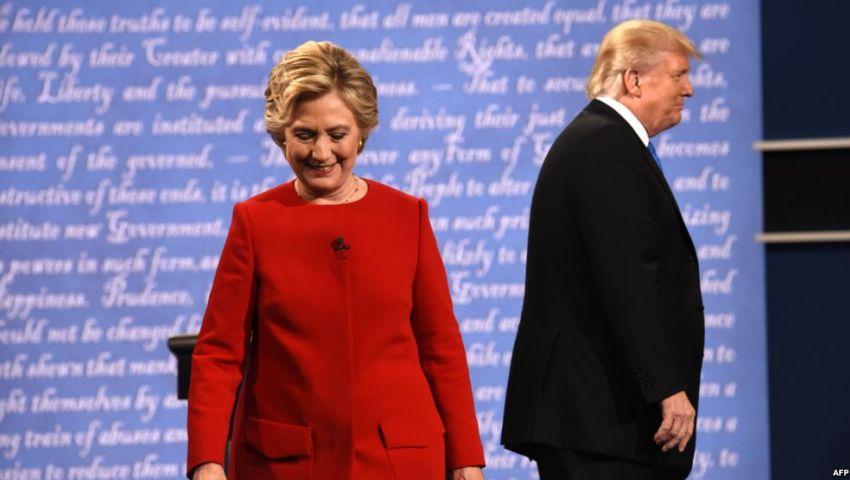 استطلاع رويترز: كلينتون تكتسح ترامب في المناظرة الأولى