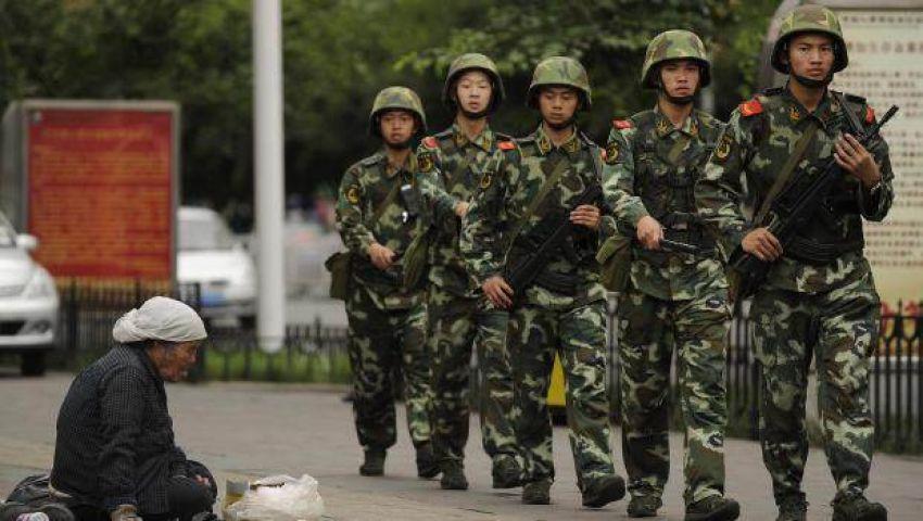 الصين تعدم 8 أشخاص في تركستان الشرقية