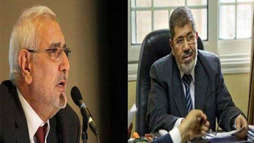 الخرباوي: مرسي ينفذ سياسات واشنطن في المنطقة