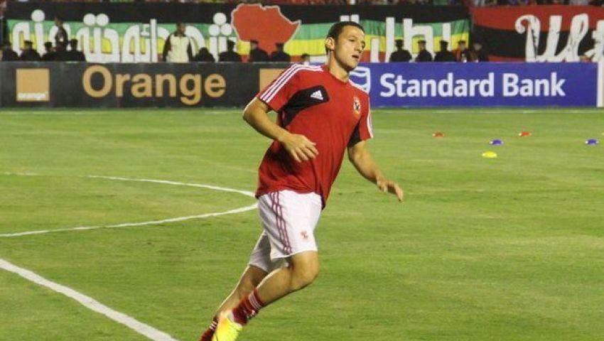 يوسف:عبد الظاهر لا يملك خبرة اللعب فى الأهلي