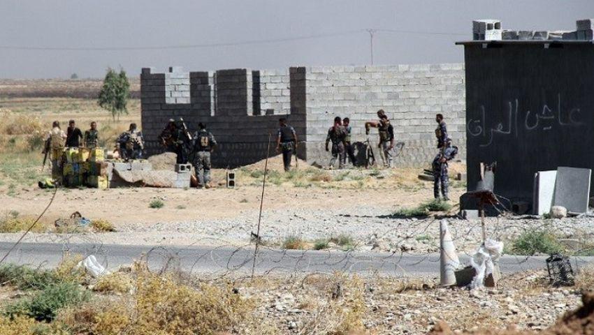 قوات الأمن العراقية تفك الحصار عن بلدة آمرلي