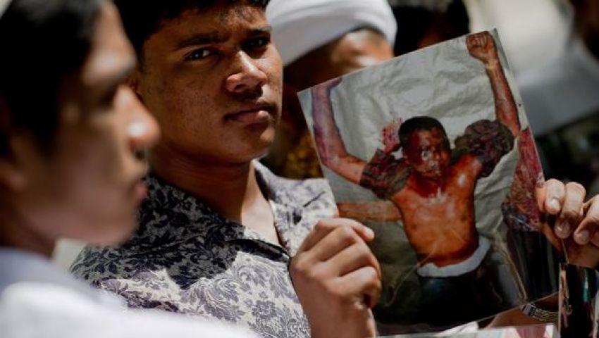 كي مون يطالب ميانمار بوقف اضطهاد مسلمي الروهينجيا