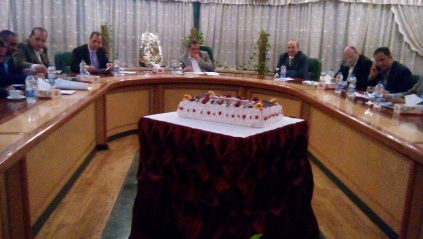 بالصور.. بدء أول اجتماع لمجلس نقابة الصحفيين برئاسة قلاش