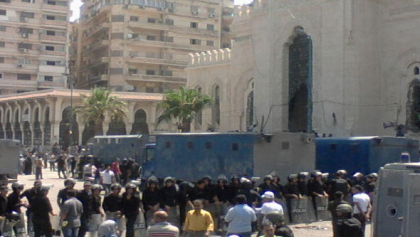 الوطن يدين الاعتداء على مسجد القائد إبراهيم