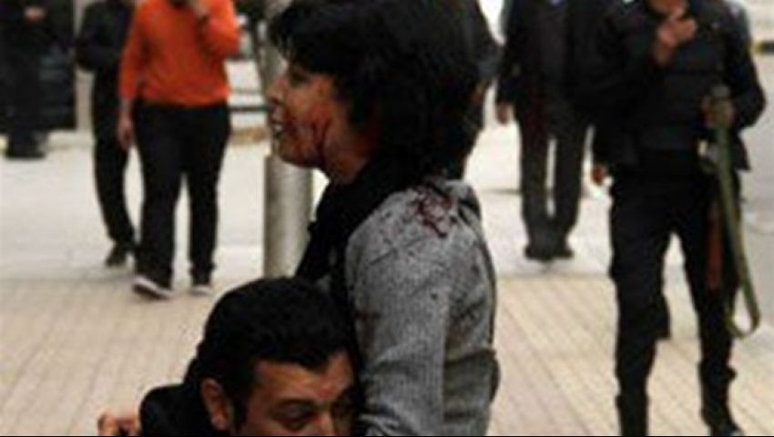 محامون يتظلمون من إحالة شاهدة فى مقتل شيماء الصباغ للمحاكمة