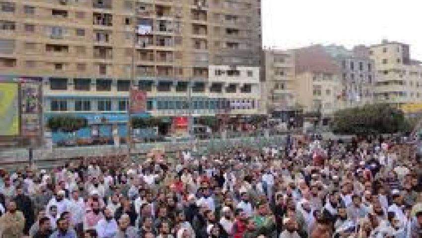 دعم الشرعية بالفيوم: مستمرون سلميًا حتى إسقاط الانقلاب