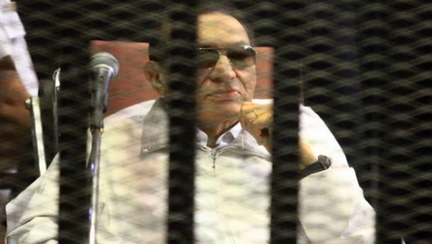 مصادر قضائية: احتمال إطلاق سراح مبارك هذا الأسبوع