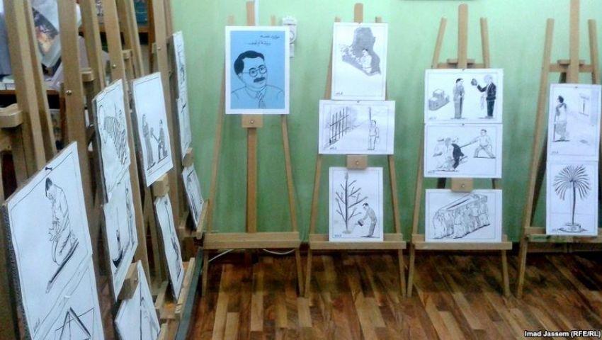 غدًا.. افتتاح أول معرض كاريكاتير بين مصر والصين