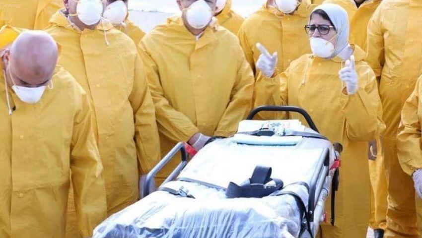 فيديو| تعرف على ضحايا فيروس كورونا في مصر خلال 36 يومًا