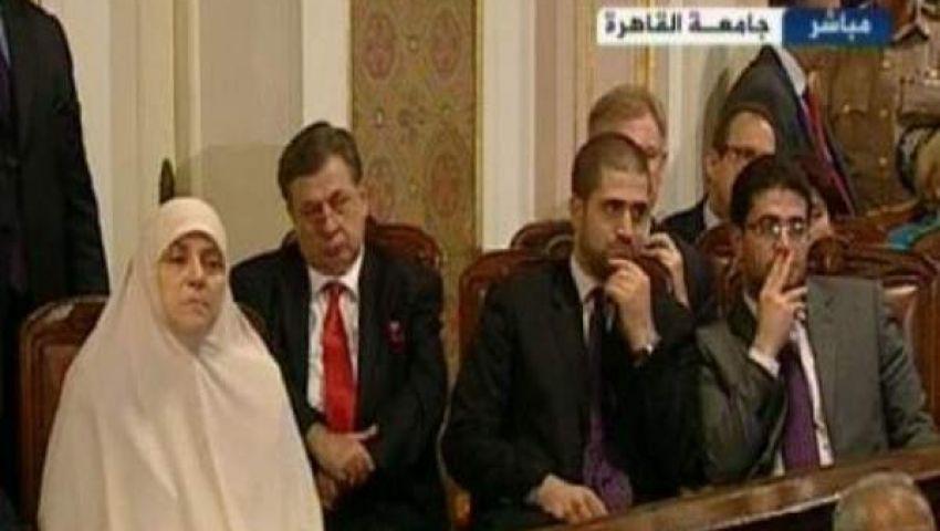 قوات الأمن تداهم منزل مرسي وفهمي بالشرقية