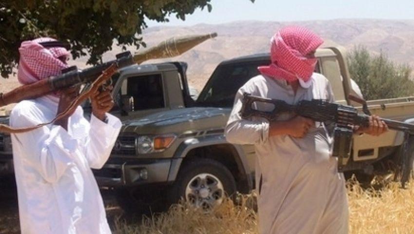 مقتل 3 مسلحين في انفجار سيارتهم بسيناء