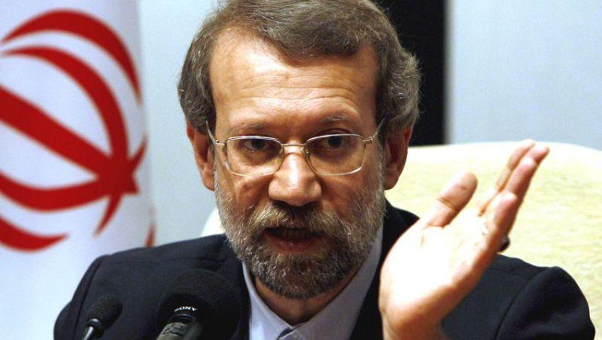 لاريجاني: قصف سوريا سيؤدي لاتساع الأزمة