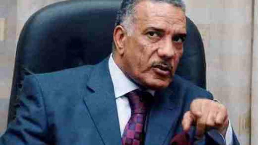 المستشار زكريا عبد العزيز يطالب بتنحي قاضى التأديب