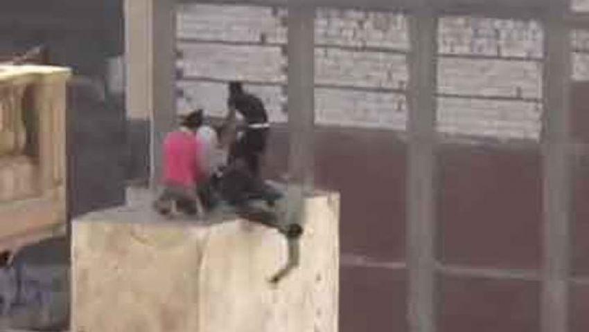 اعتقال المتهم الثاني بإلقاء المتظاهرين من أسطح الإسكندرية