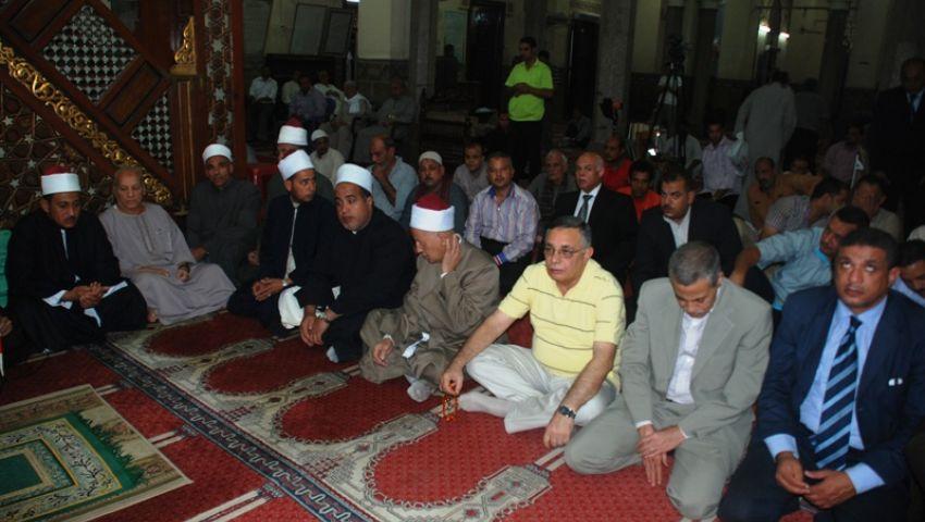 في احتفال سوهاج بالعام الهجري.. الإسلام دين سلام