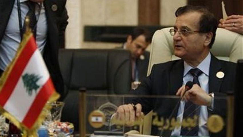 وزير خارجية لبنان في زيارة رسمية إلى طهران