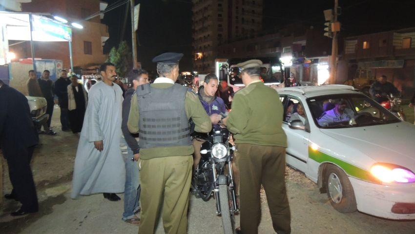 ضبط موظف بأوقاف الفيوم بحوزته منشورات تسيء للجيش والشرطة