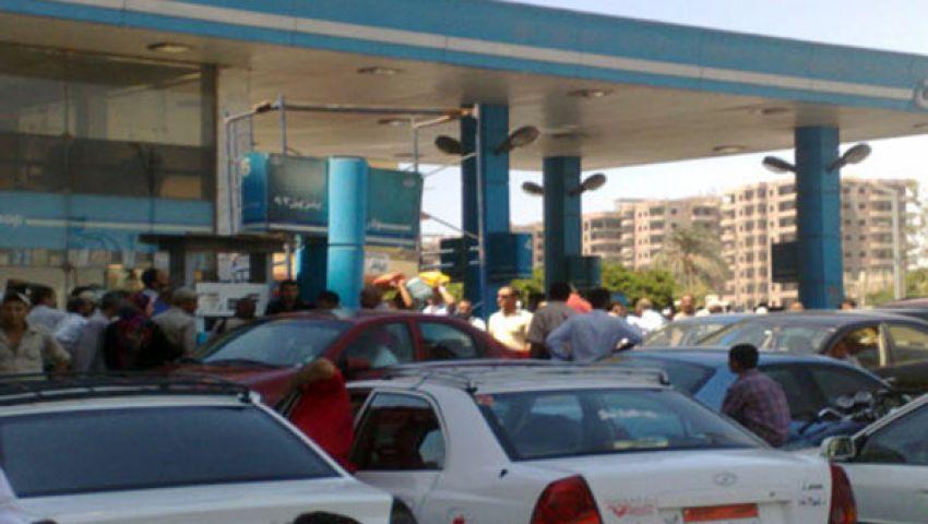 البترول: نقص البنزين والسولار شائعة