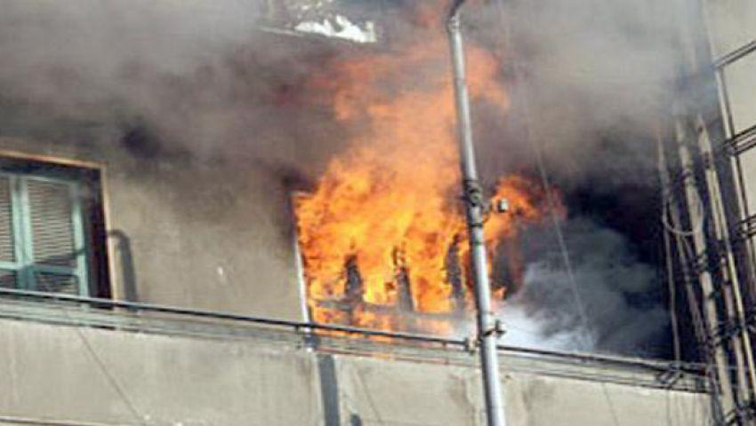 مصرع مصري وإصابة 2 في حريق ببرج سكني بالرياض