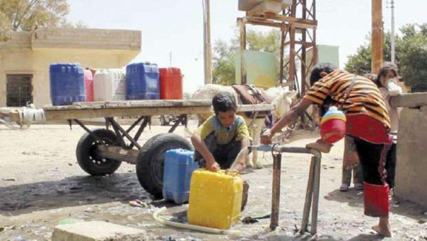 شكشوك دون مياه منذ أول رمضان