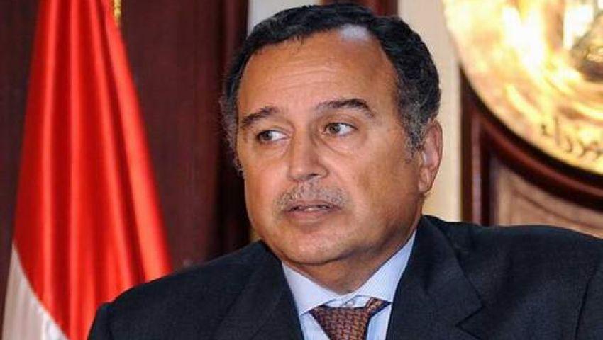 وزير الخارجية يستقبل آشتون فى أولى مهامه بعد أدائه اليمين