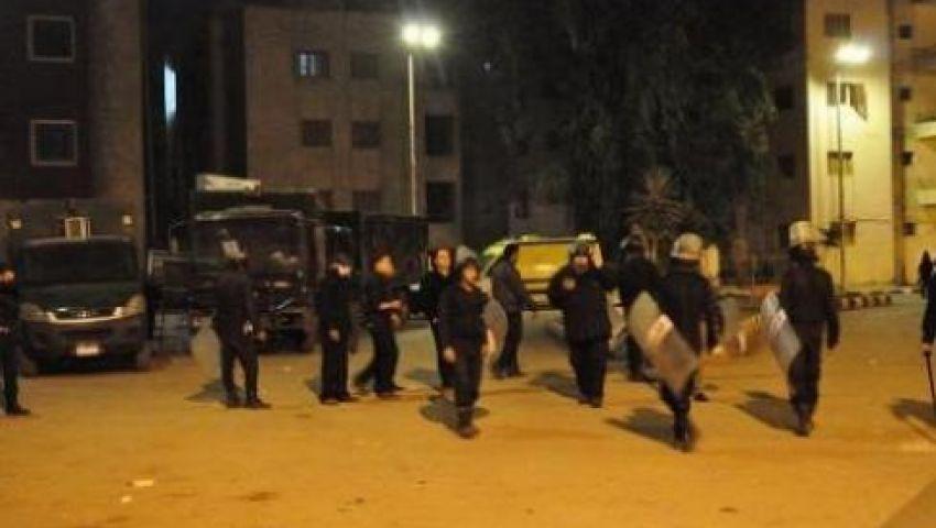 حملة اعتقالات لقيادات الحرية والعدالة بالشرقية