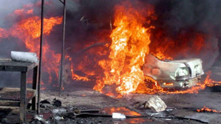 مقتل مسلّح فى انفجار عبوة ناسفة بالموصل