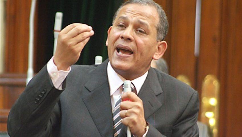 تفاصيل منع وفد المصري الديمقراطي من دخول البرلمان